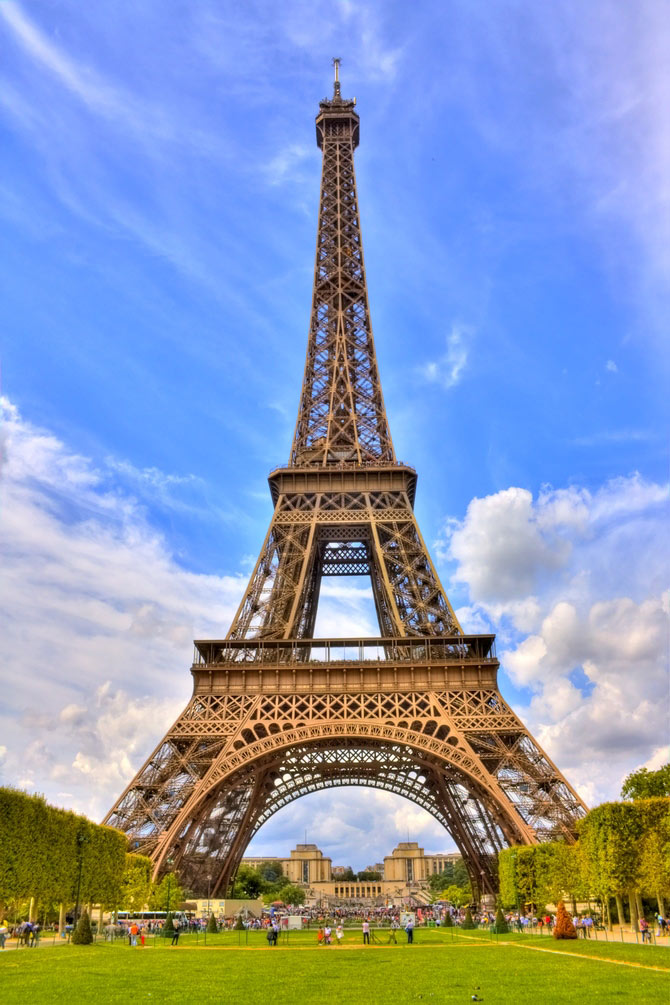 a research on the eiffel tower a trademark of paris france Some of the things that you probably heard of from france are the eiffel tower france: paris and notre dame essay in paris would have to be the eiffel tower.
