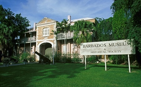 Barbados Museum & Historical Society (музей Барбадоса)